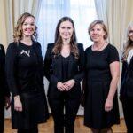 Finlandia: Un país, cinco líderes mujeres