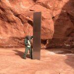 Desapareció el misterioso monolito del desierto de Utah