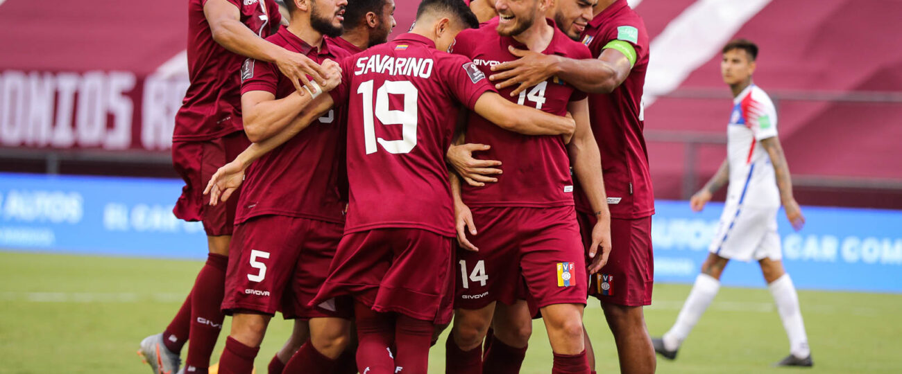 La Vinotinto llega a suelo brasileño para disputar la Copa América