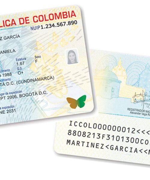 Colombia ya cuenta con cédula digital