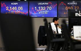 """Efecto Biden"" logra que Bolsa de Seúl llegue a su mejor nivel"