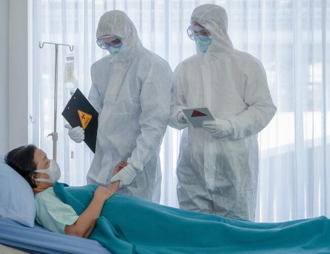 Covid-19: Estudio encontró anticuerpos en el 91 % de los infectados seis meses después