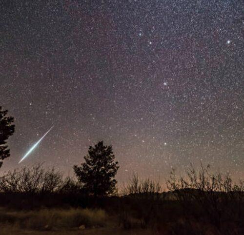 Lluvia de estrellas y eclipse solar: la coincidencia más esperada del año