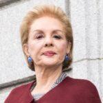 Carolina Herrera: Solo las mujeres sin clase llevan el pelo largo a partir de los 40 años