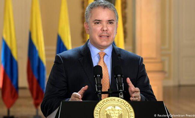 """Duque: Parlamentarias en Venezuela son un """"remedo de elecciones"""""""