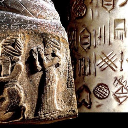 Mesopotamia y Egipto no fueron los primeros inventores de la escritura