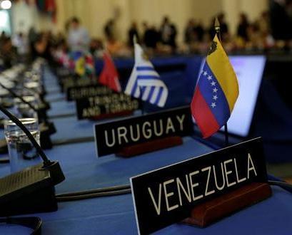 OEA aprobó resolución para desconocer elecciones en Venezuela