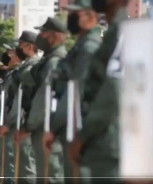 Despliegan funcionarios del MP y fuerzas de las FANB para elecciones del 6D