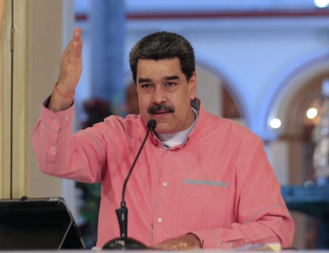 Maduro: Si la oposición gana las elecciones yo me retiro de la presidencia