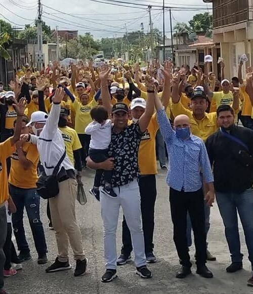 Primero Venezuela recibe el respaldo electoral del pueblo que quiere cambios democráticos