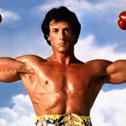 Un día cómo hoy, en el año 1976 se estrenó la película Rocky Balboa