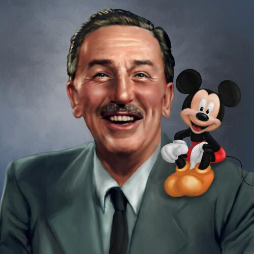 Walt Disney: Un pionero de la animación y la magia