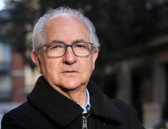 """Ledezma asegura que """"falta de transparencia"""" fue un error en el interinato"""