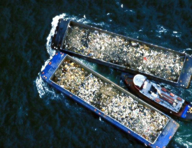 UE prohíbe el envío de residuos plásticos a países en desarrollo