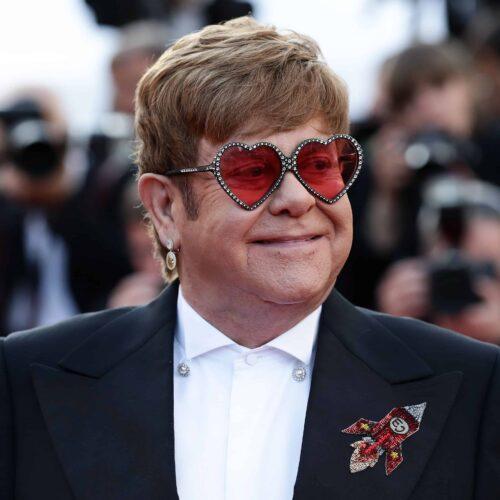 Elton John y TikTok se unen para luchar contra el sida