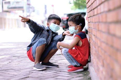 ¿Cómo afecta el Covid-19 a los niños?