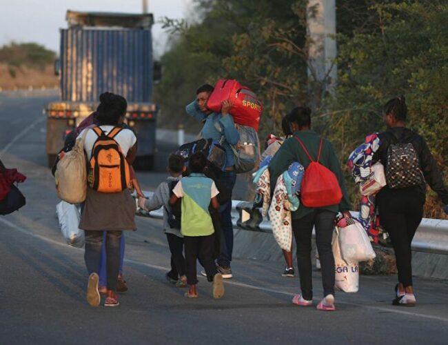 Migración Colombia aseguró que 55% de migrantes venezolanos son irregulares