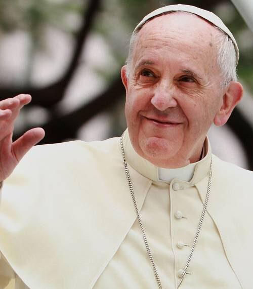 El papa Francisco pidió unidad para la iglesia venezolana
