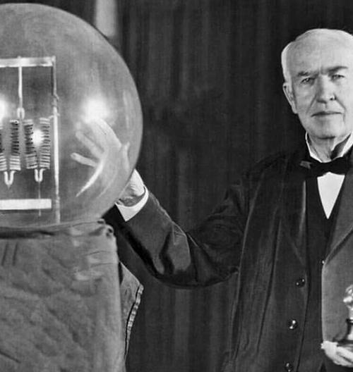 Curiosidades de Thomas Edison