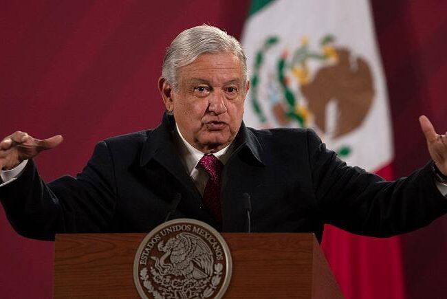 México: AMLO da positivo para Covid-19, previas afecciones son una preocupación