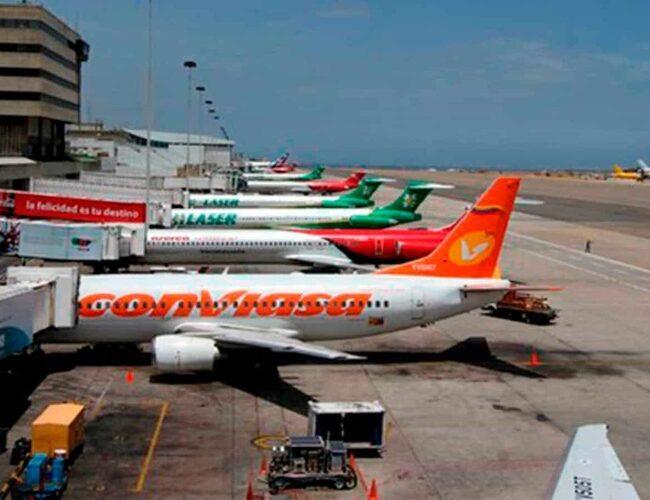 Inac autorizó restablecimiento de vuelos a República Dominicana y Panamá