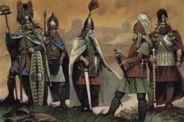 Curiosidades de los Celtas