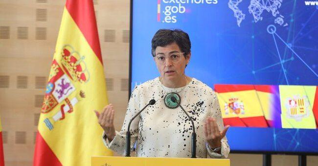 Ministra de Exteriores española: Hay que modificar la estrategia en cuanto a Venezuela