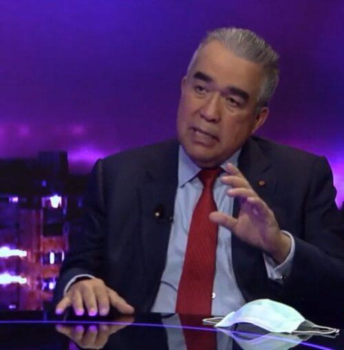 """Diputado Luis Eduardo Martínez: """"La estrategia insurreccional es un error gravísimo que aún estamos pagando"""