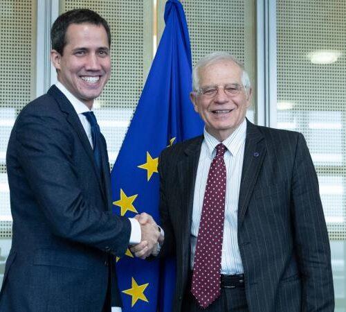 Parlamento Europeo reconoce a Guaidó como líder de Venezuela