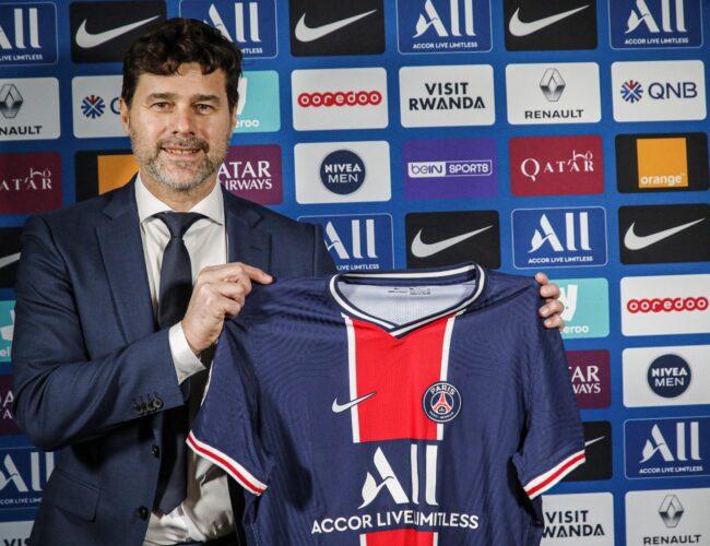 Oficial: Pochettino es el nuevo técnico del Paris Saint-Germain