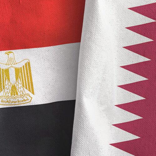 """Egipto y Catar han """"acordado reanudar relaciones diplomáticas"""""""