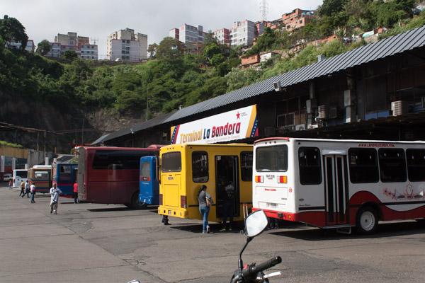 Por cuarentena radical fueron suspendidas las rutas de transporte interurbano