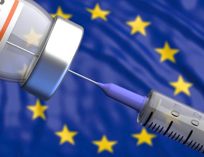 UE asegura 300 millones de dosis más de vacuna contra el Covid-19