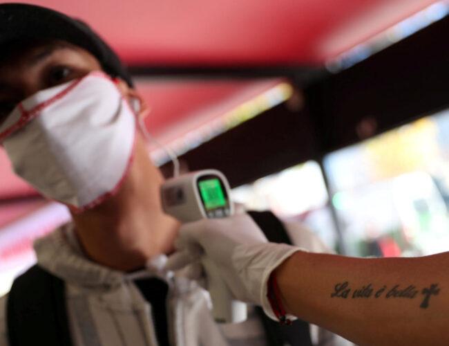 Chile: sigue el aumento de casos de Covid-19 y Minsal reporta más de 4.200 en un día