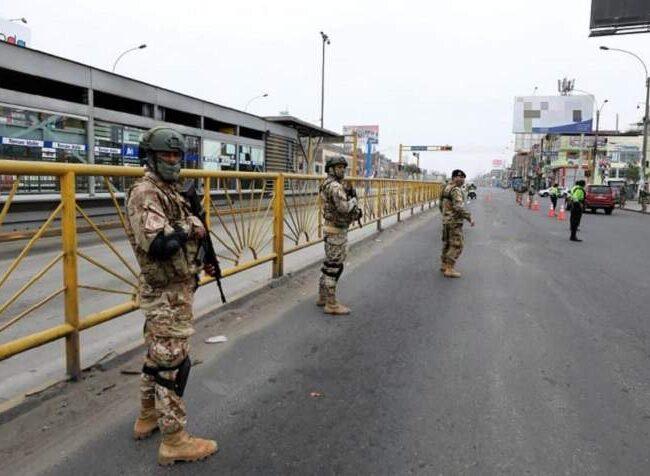 """Alerta extrema"": Lima vuelve a cuarentena total"