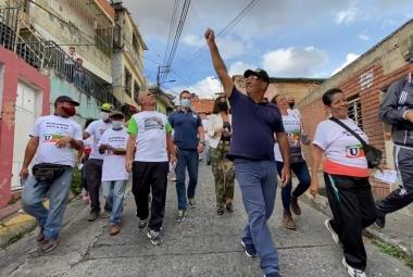 Gedler: Héctor Rodríguez no puede guardar silencio cómplice ante la posibilidad de modificar el territorio mirandino