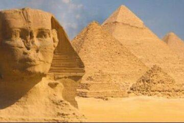 La noche en que Napoleón durmió en la gran pirámide del faraón Keops