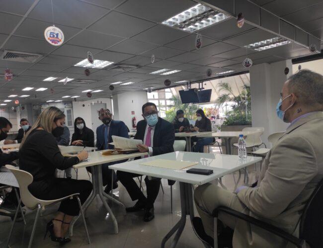 Asamblea Nacional exhortó al Ministerio Público que prohíba salida del país a diputados del 2015