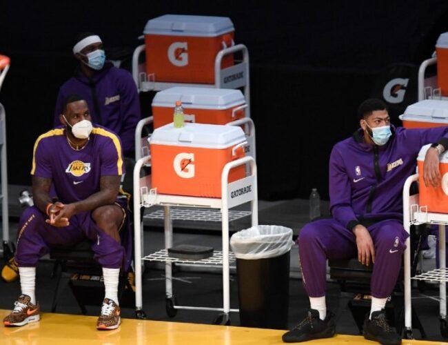 NBA a equipos: el uso de mascarillas será más estricto