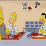 Falleció el guionista y productor de Los Simpsons David Richardson