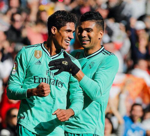 Casemiro, Varane y Courtois: Los jugadores más valiosos del Real Madrid según KPMG
