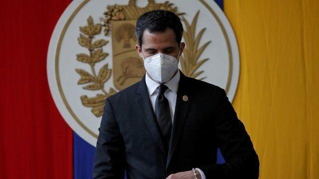 Guaidó dice que continuará su lucha por elecciones libres en Venezuela