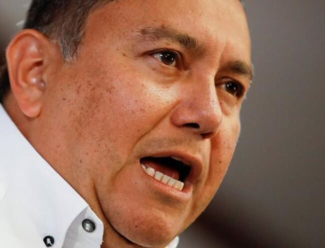 Dirigente Javier Bertucci habría sido deportado de Estados Unidos