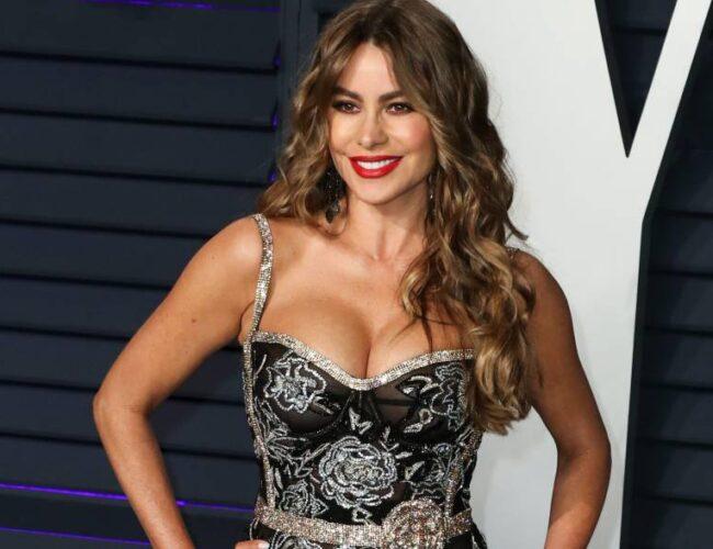 Sofía Vergará creará su propia linea de cosméticos