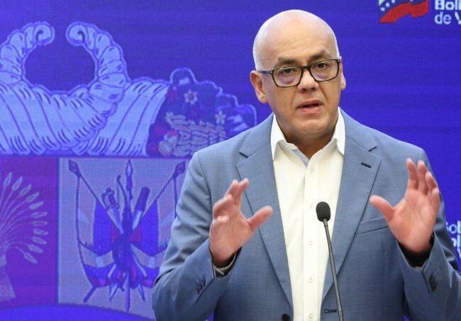 Jorge Rodríguez denunció nuevo plan terrorista: Iban a poner bombas en la AN
