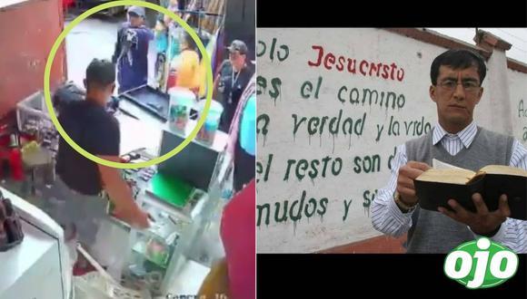 """La historia de """"Cara Cortada"""" el hombre acusado de matar al comerciante venezolano en Perú"""