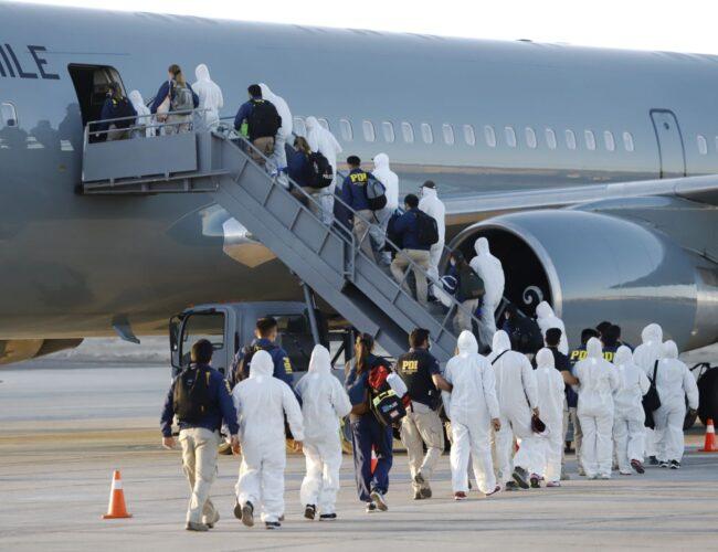 Corte Suprema de Chile ratificó expulsión de migrantes irregulares