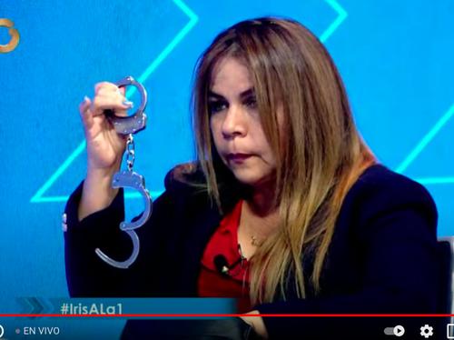 Iris Varela: Si me consigo a Guaidó lo detengo yo misma