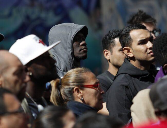 """Chile: 60% de los chilenos cree que es """"malo"""" la llegada de migrantes"""