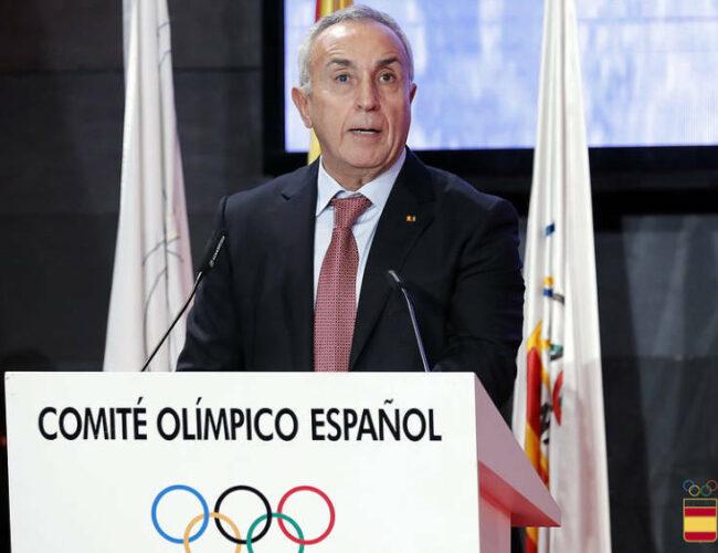 Falleció el ex presidente del Comité Olímpico español José María Echevarría